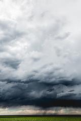 This, too, shall pass. (The Noisy Plume) Tags: storm squall idaho cloud sky rain