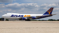 Atlas Air Boeing B747-4F N412MC (SjPhotoworld) Tags: nederland holland netherlands maastrichtaachenairport maastricht beek mst maa ehbk n412mc b747 b747400 b747f b747400f atlasair thy turkish ramp bravo airport airliner aviation aircraft airplane airline avgeek airliners airlines arrival passenger plane planespotting cargo canon freighter fr24 freight flickr flickrelite flight heavy jumbo world 5y giant gti