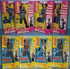 B*Witched Singing Dolls by Yaboom Toys 1999 (awesome_toys_galore) Tags: yaboom toys 1999 bwitched bewitched edele lynch keavy lindsay armaou sinead ocarroll singing musical fashion barbie celebrity dolls