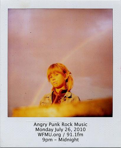 Angry Punk Rock Music