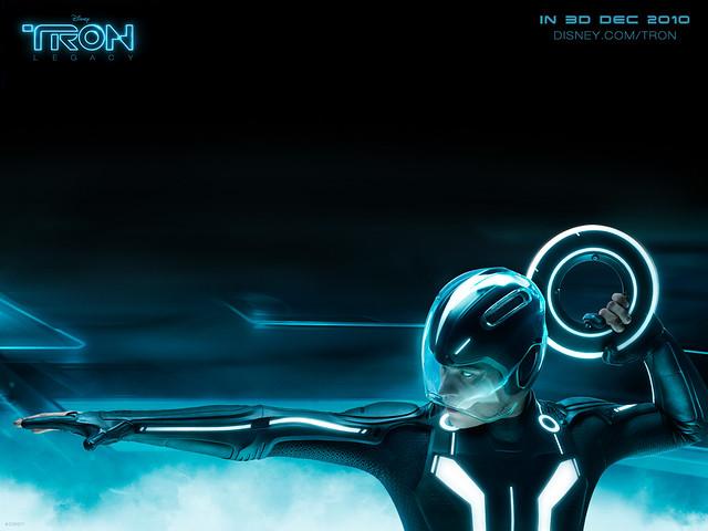 Tron Legacy Sam Flynn Garrett Hedlund