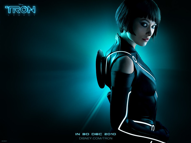 Thumb The TRON: LEGACY posters