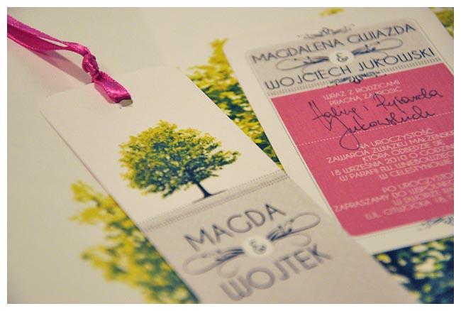 Magda i Wojtek – projekt z drzewem