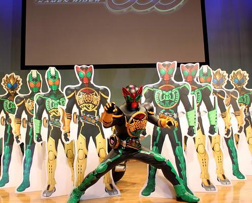 Kamen Rider OOO 2