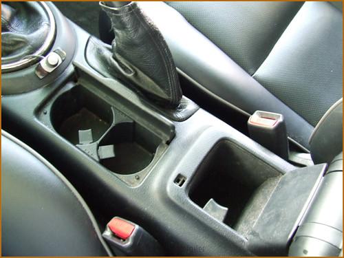 Detallado interior integral Lexus IS200-25
