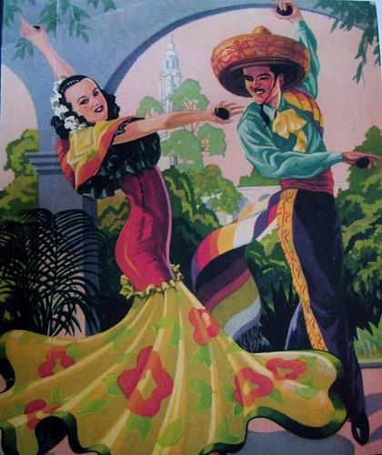 Old Spanish Days - Santa Barbara Fiesta - Songs of Old