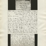Walter Reed letter to Lieutenant Truby (Reeve 67753), National Museum of Health and Medicine thumbnail
