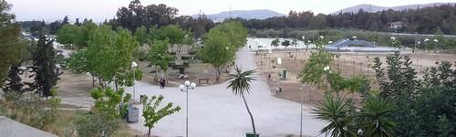 Antonis Tritsis Wetlands Entrance