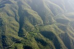 La Garrotxa en globus 30 (Manel Marqus) Tags: road mountain forest flying carretera ballon aerial girona bosque catalunya vol montaa muntanya bois globo garrotxa bosc vuelo globus montgolfier vistaarea vistaaria