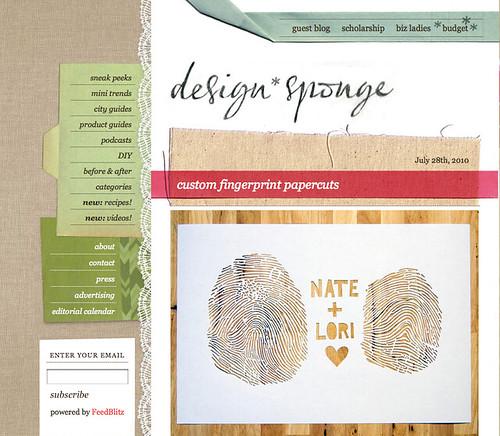 Design*Sponge Love