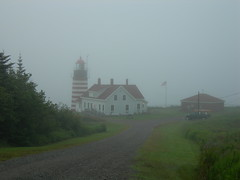 West Quoddy Head Lighthouse (jimmywayne) Tags: lighthouse maine historic westquoddyhead washingtoncounty easternmost nrhp