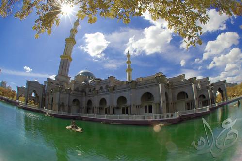 Kuala Lumpur Federal Mosque