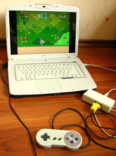 Подключение джойстиков Nes/Famicom(Dendy) и Snes в USB порт