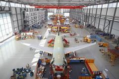 Airbus FAL Hamburgo