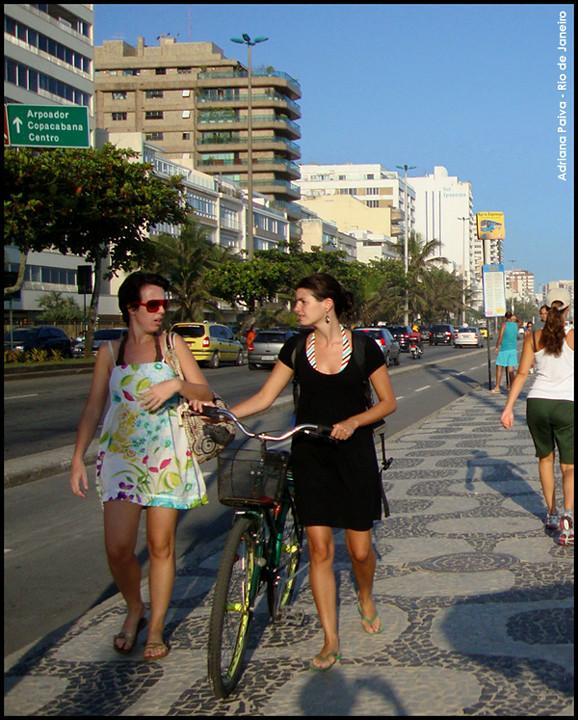Ipanema - Rio - Fotos por Adriana Paiva