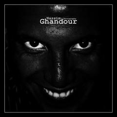 The Scary Face (nassim-ghandour) Tags: portrait bw eye smile face monster dark scary fear nb yeux sombre murder sourire visage regard thriller monstre peur effrayant chattam meurtrier flickraward