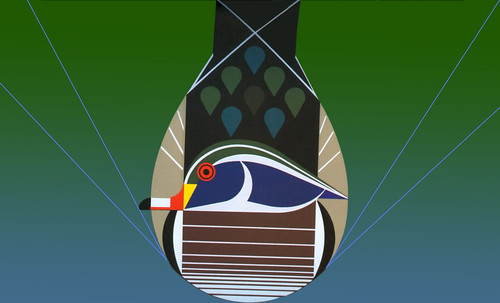 "Charley Harper • <a style=""font-size:0.8em;"" href=""https://www.flickr.com/photos/30735181@N00/4848327130/"" target=""_blank"">View on Flickr</a>"