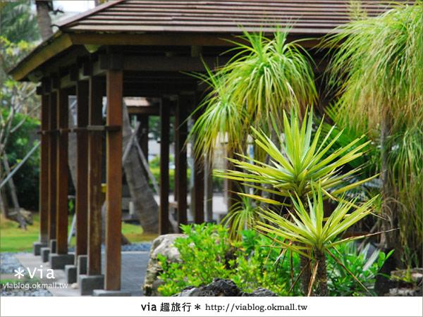 【台南住宿】我在台南遇見峇里島‧桂田酒店6
