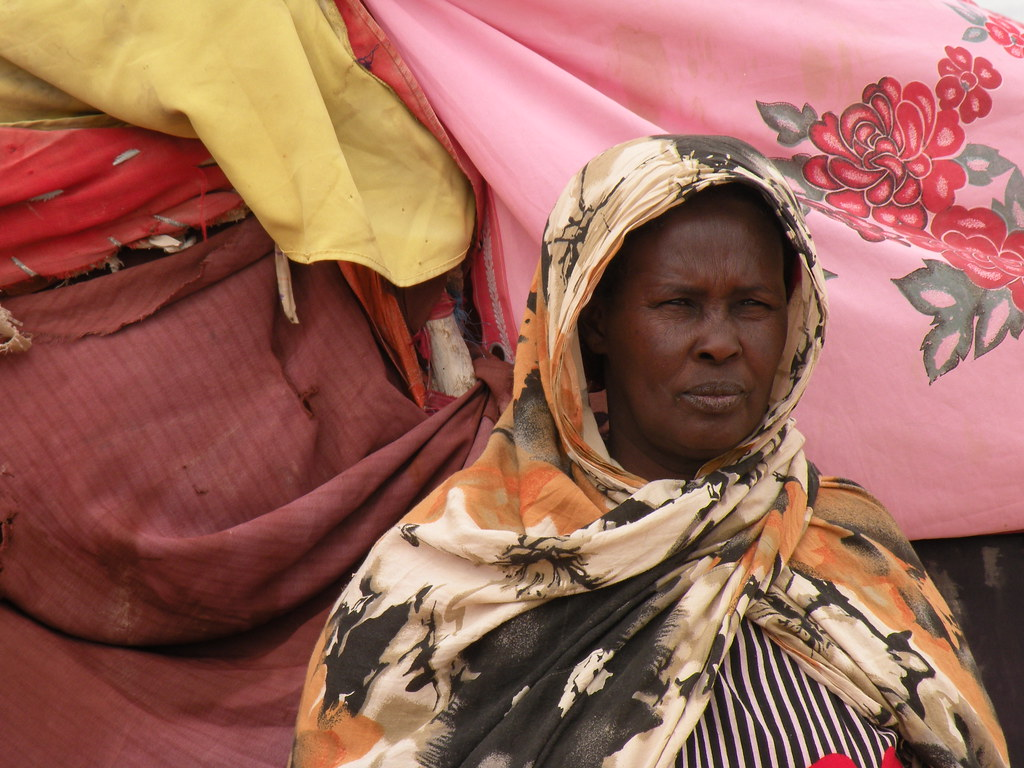 UNHCR News Story: A grandma's flight from the hell that is Mogadishu