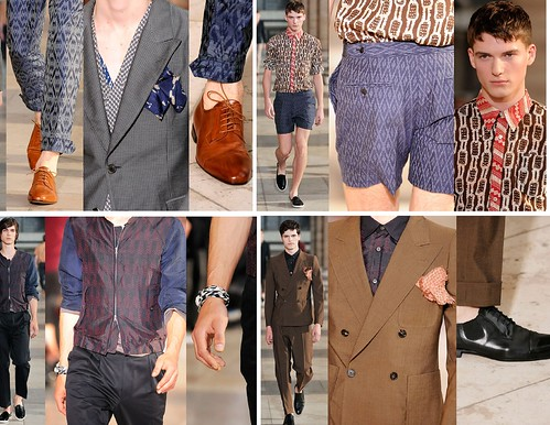 Dries Van Noten Men Spring-Summer 2010
