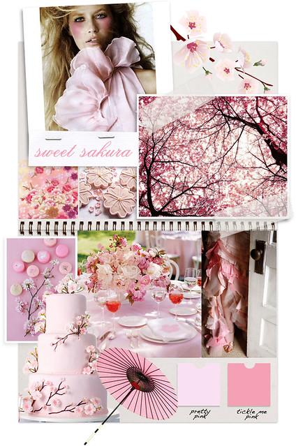 sweet sakura scrapbook