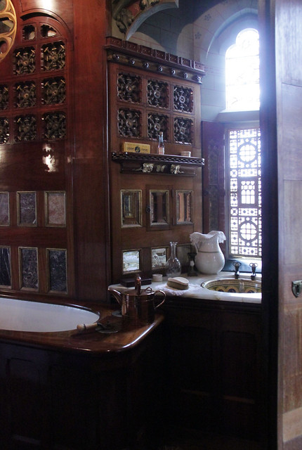 Bathroom in Lord Bute's bedroom
