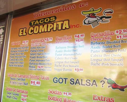 El Monchis Food Truck