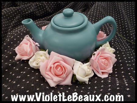Tea Pot Holder Tutorial