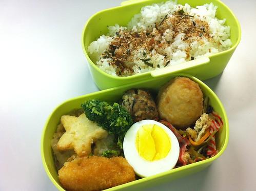 今日のお弁当 No.8 – 鰹