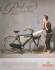 Sparta Bicycle Advert