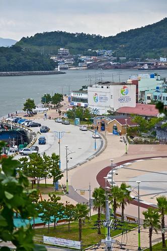 Paseo marítimo de Yeosu