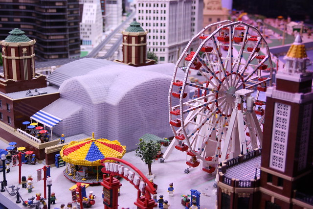 Lego Land {Chicago IL}