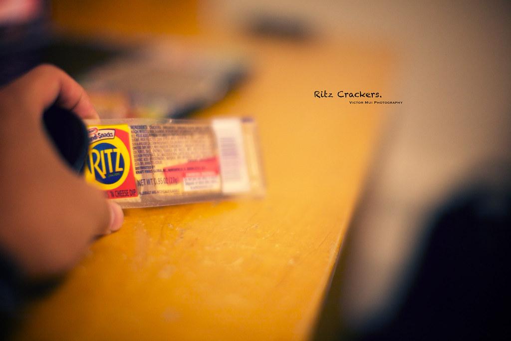 247/365 Ritz Crackers