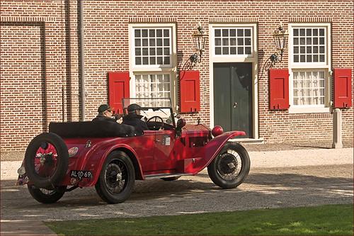 1922 Lancia Lambda. 1929 Lancia Lambda Cabriolet