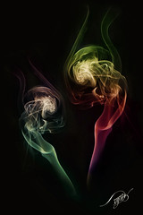 g () Tags: day2 two smoke shapes alian attempt2 mywinners smokephotography