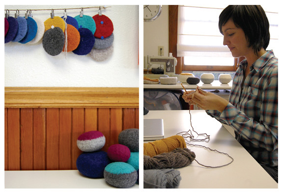 papaver vert studio crocheting