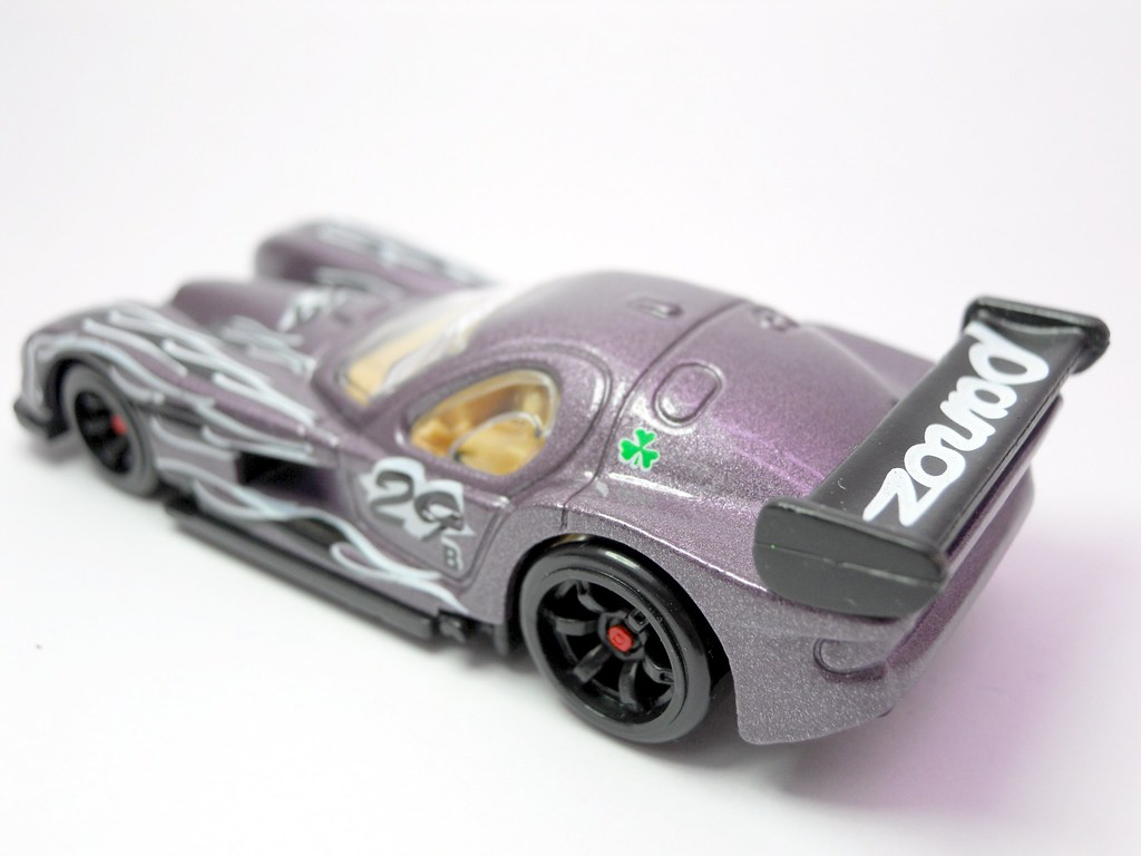 hws speed machines Panoz GTR-1 (8)