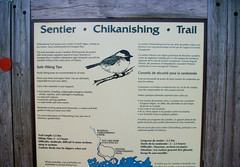 Sentier Chikanishing Trail