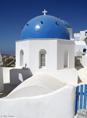 White and Blue - Oia (Ben Heine) Tags: travel windows roof summer wallpaper mountain art church architecture poster photography focus whitewalls energy village famous faith hill bluesky bleu santorini greece enjoy simplicity dome dreamy abstraction t copyrights simple volcanicisland pure discovery glise grce depth minimalist oia cyclades vibration fentres dme clich christianism whiteandblue aegeansea theartistery puret creativecomposition benheine anawesomeshot cultureheritage jesuscross flickrunited samsungnx10 benheinecom