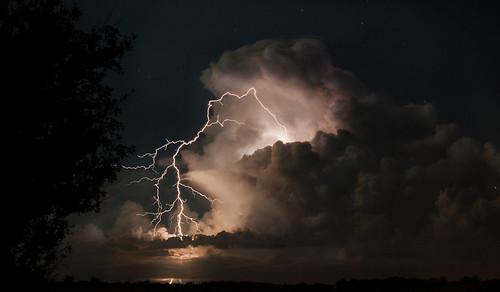 フリー写真素材, 自然・風景, 雷・落雷・稲妻, 夜空, 雲, 嵐,