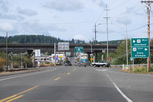 SR 107 @ US 12