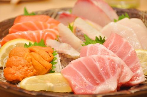 Sashimi Shiretoko