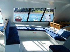 Carino Nz - Cabin interior