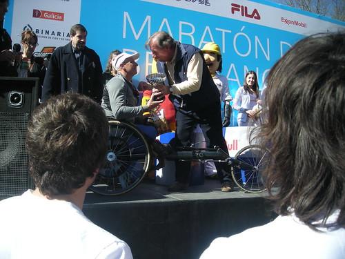 maraton UB 2010 - Mario Premios