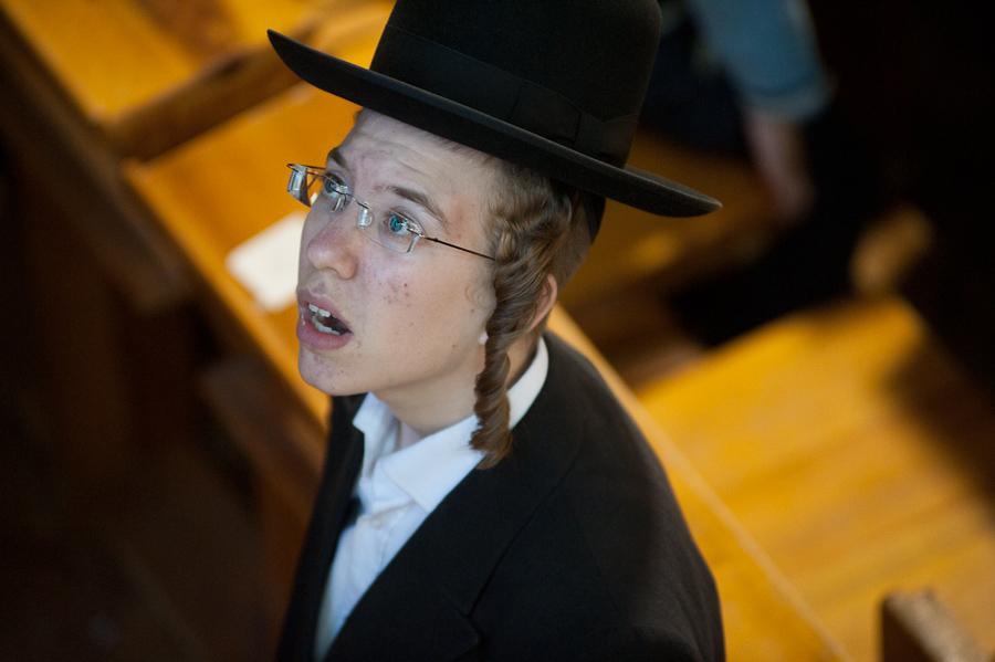 Rosh Hashanah in Uman, Ukraine