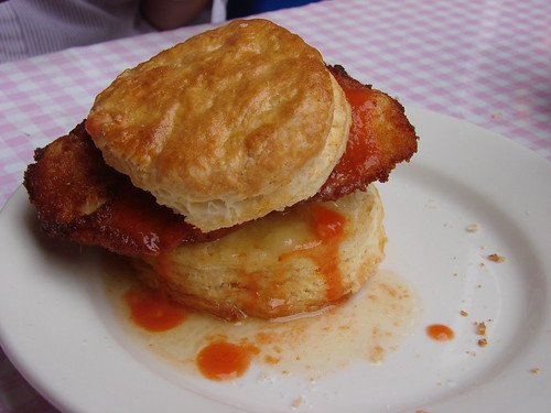 Chicken and Biscuit from Pies and Thighs