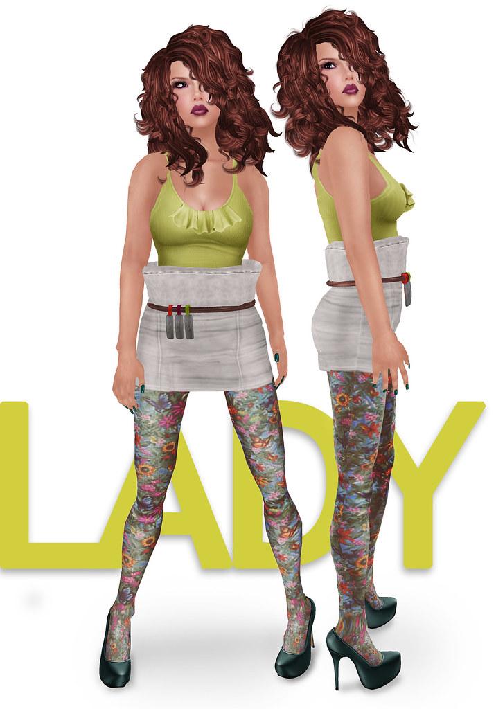 hey, lady