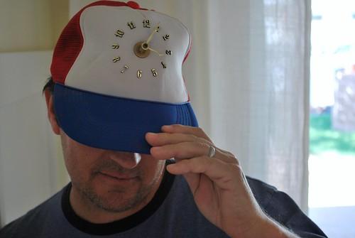 Clock Hat