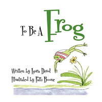 To Be A Frog Logo small