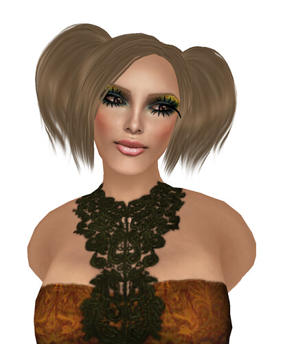 Magika - Abby (Blonde: Dirty) freebie (one of them)